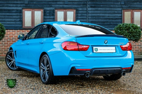 BMW 4 Series 440I M SPORT GRAN COUPE 5