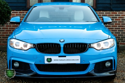 BMW 4 Series 440I M SPORT GRAN COUPE 21