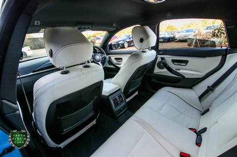 BMW 4 Series 440I M SPORT GRAN COUPE 65