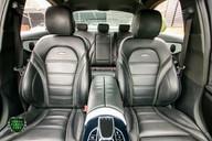 Mercedes-Benz C Class AMG C63 9