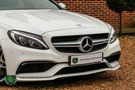Mercedes-Benz C Class AMG C63 14