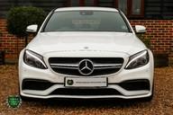 Mercedes-Benz C Class AMG C63 16