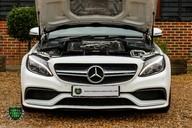 Mercedes-Benz C Class AMG C63 17