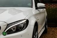 Mercedes-Benz C Class AMG C63 19