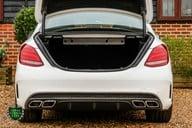 Mercedes-Benz C Class AMG C63 32