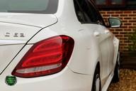 Mercedes-Benz C Class AMG C63 34