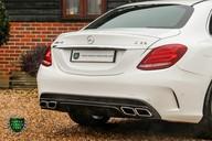 Mercedes-Benz C Class AMG C63 37