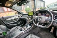 Mercedes-Benz C Class AMG C63 41