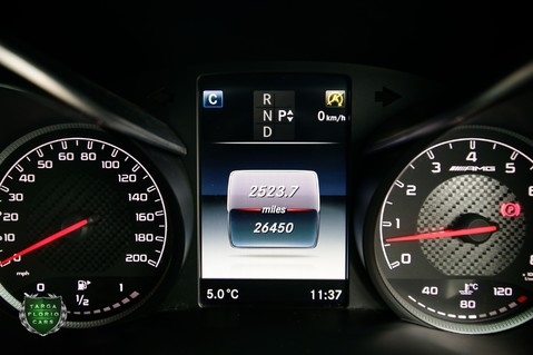 Mercedes-Benz C Class AMG C63 43