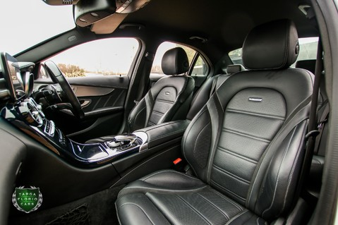 Mercedes-Benz C Class AMG C63 45