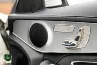 Mercedes-Benz C Class AMG C63 56