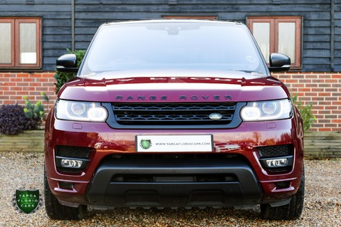 Land Rover Range Rover Sport V8 AUTOBIOGRAPHY DYNAMIC 18