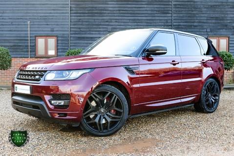 Land Rover Range Rover Sport V8 AUTOBIOGRAPHY DYNAMIC 23