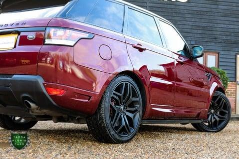 Land Rover Range Rover Sport V8 AUTOBIOGRAPHY DYNAMIC 36