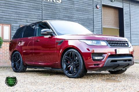 Land Rover Range Rover Sport V8 AUTOBIOGRAPHY DYNAMIC 3