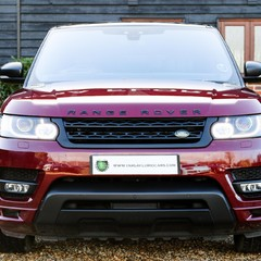 Land Rover Range Rover Sport V8 AUTOBIOGRAPHY DYNAMIC 2