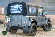 Land Rover Defender TD SOFT TOP - SMC OVERLAND 4