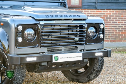 Land Rover Defender TD SOFT TOP - SMC OVERLAND 16