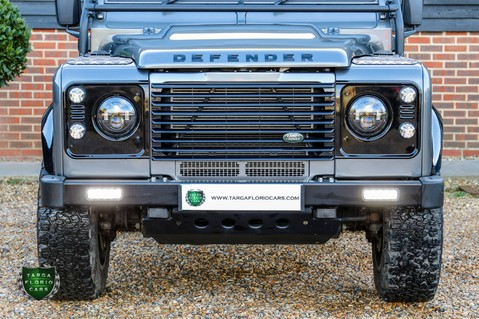 Land Rover Defender TD SOFT TOP - SMC OVERLAND 21