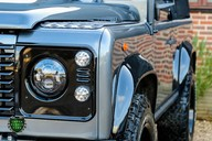 Land Rover Defender TD SOFT TOP - SMC OVERLAND 22
