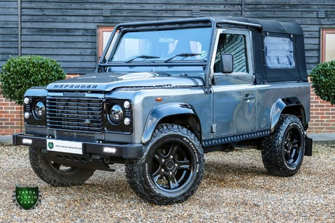 Land Rover Defender TD SOFT TOP - SMC OVERLAND 23