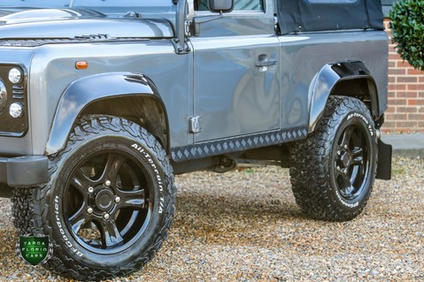 Land Rover Defender TD SOFT TOP - SMC OVERLAND 24