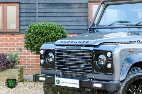 Land Rover Defender TD SOFT TOP - SMC OVERLAND 26