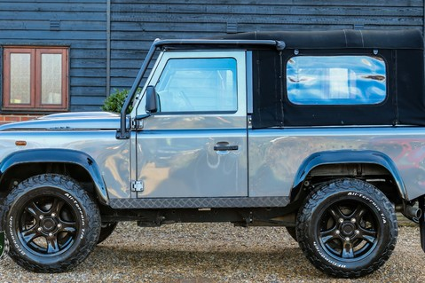 Land Rover Defender TD SOFT TOP - SMC OVERLAND 28