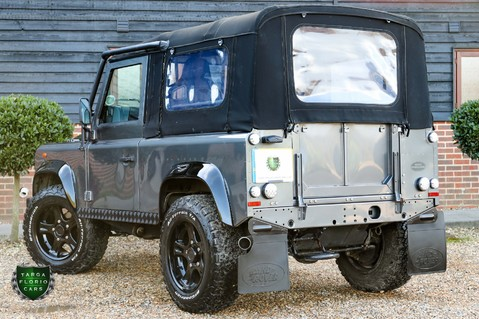 Land Rover Defender TD SOFT TOP - SMC OVERLAND 33