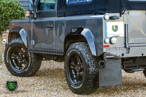 Land Rover Defender TD SOFT TOP - SMC OVERLAND 34