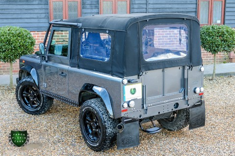 Land Rover Defender TD SOFT TOP - SMC OVERLAND 36
