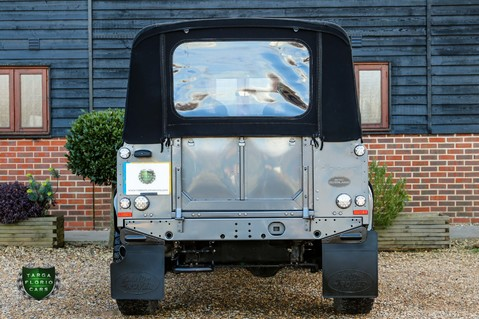 Land Rover Defender TD SOFT TOP - SMC OVERLAND 37