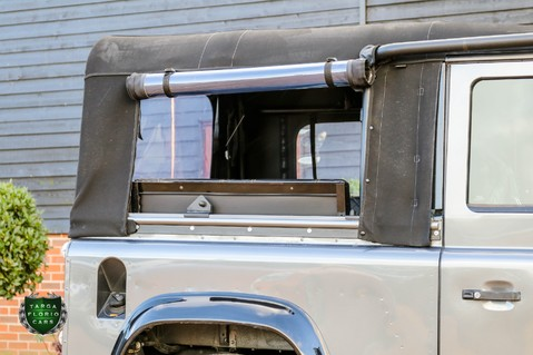 Land Rover Defender TD SOFT TOP - SMC OVERLAND 54