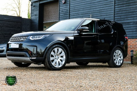 Land Rover Discovery SD4 HSE 25