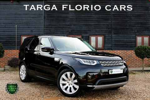 Land Rover Discovery SD4 HSE 1