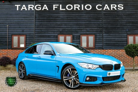BMW 4 Series 440I M SPORT GRAN COUPE