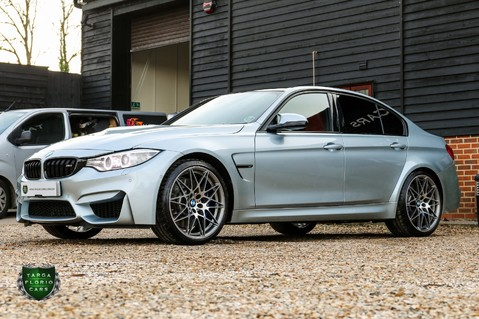 BMW M3 COMPETITION PACKAGE 23