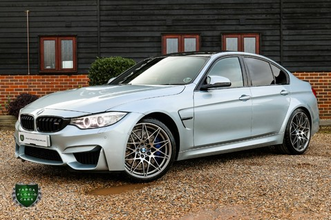 BMW M3 COMPETITION PACKAGE 24