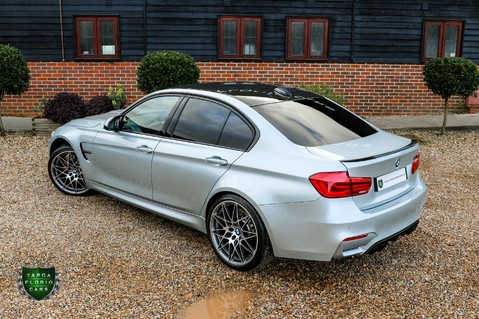 BMW M3 COMPETITION PACKAGE 3