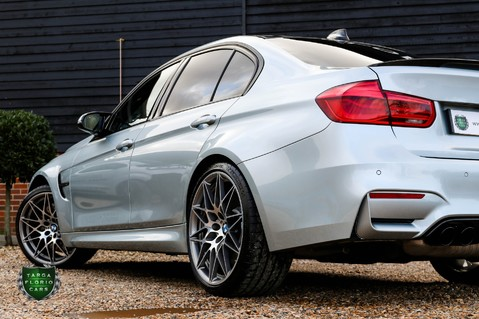 BMW M3 COMPETITION PACKAGE 30