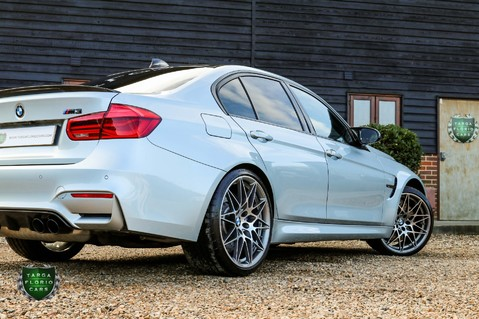 BMW M3 COMPETITION PACKAGE 39