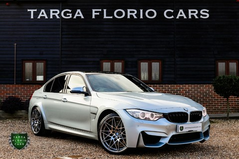 BMW M3 COMPETITION PACKAGE 1