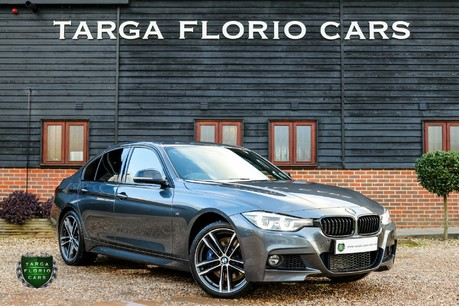 BMW 3 Series 335D XDRIVE M SPORT SHADOW EDITION