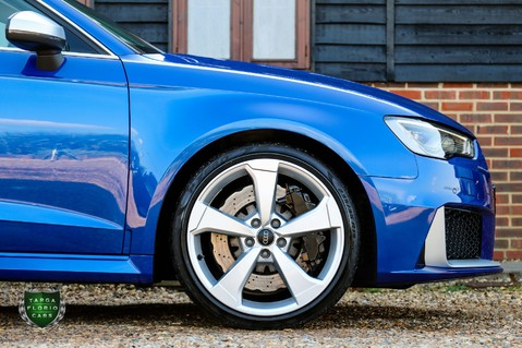 Audi RS3 SPORTBACK QUATTRO NAV 12