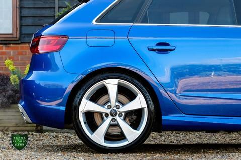 Audi RS3 SPORTBACK QUATTRO NAV 13