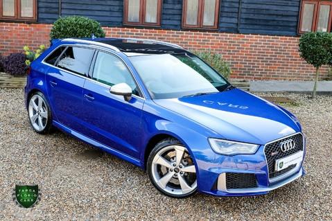 Audi RS3 SPORTBACK QUATTRO NAV 16