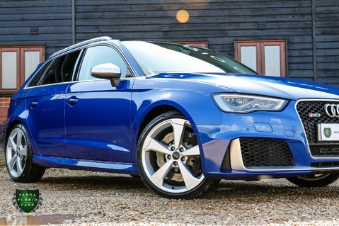 Audi RS3 SPORTBACK QUATTRO NAV 17