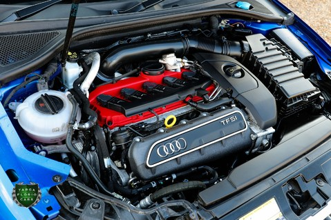 Audi RS3 SPORTBACK QUATTRO NAV 21