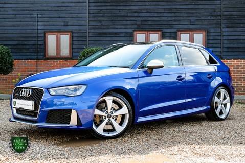 Audi RS3 SPORTBACK QUATTRO NAV 24