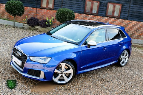 Audi RS3 SPORTBACK QUATTRO NAV 25